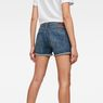 G-Star RAW® Midge Saddle Shorts Medium blue model