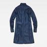 G-Star RAW® Deline Frill Dress Dark blue