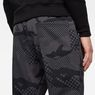 G-Star RAW® Rodis Camo Cropped Sweat Pants Black model back zoom