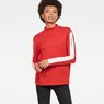 G-Star RAW® Ilou T-Shirt Red model front