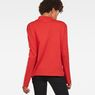 G-Star RAW® Ilou T-Shirt Red model back