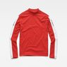 G-Star RAW® Ilou T-Shirt Red flat front