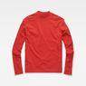 G-Star RAW® Ilou T-Shirt Red flat back