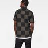 G-Star RAW® Holliday Core Polo Black model back