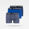 G-Star RAW® Classic Trunk Camo 3-Pack Multi color front bust