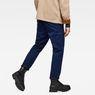 G-Star RAW® Bronson Service Straight Tapered Pants Dark blue model back