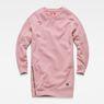 G-Star RAW® Lajla Ann Sweat Dress Pink