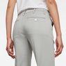 G-Star RAW® Bronson Mid Waist Skinny Chino Grey model back zoom
