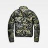 G-Star RAW® Whistler Padded Reversible Jacket Grey flat back
