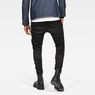 G-Star RAW® Air Defence Zip 3D Slim Sweatpants Black model back