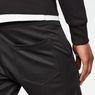G-Star RAW® Air Defence Zip 3D Slim Sweatpants Black model back zoom