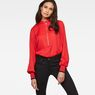 G-Star RAW® Core Zip Shirt Red