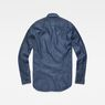 G-Star RAW® Core Button Down Denim Slim Shirt Dark blue