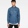 G-Star RAW® 3301 Shirt Mittelblau