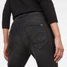 G-Star RAW® Arc 3D Slim Sport Low Boyfriend Jeans Dark blue model back zoom