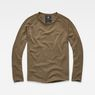 G-Star RAW® Core Straight Knit Green flat front
