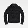G-Star RAW® Motac-X Moto Uni Slim Jacket Black model front