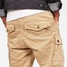 G-Star RAW® Roxic Pant Brown model back zoom