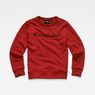 G-Star RAW® Sweater Red model front