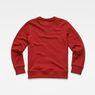 G-Star RAW® Sweater Red model side