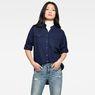 G-Star RAW® Parota Classic Boyfriend Shirt Dark blue