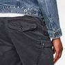 G-Star RAW® Roxic Shorts Dark blue model back zoom