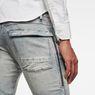 G-Star RAW® 5620 Flightsuit 3D Skinny Jeans Medium blue