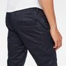 G-Star RAW® Bronson Slim Chino Dark blue model back zoom