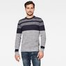 G-Star RAW® Charly Knitted Sweater model front