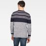 G-Star RAW® Charly Knitted Sweater model back