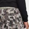 G-Star RAW® Brush Camo Sweat Shorts Grey model back zoom