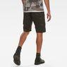 G-Star RAW® Citishield 3D Cargo Shorts Grey model back