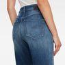 G-Star RAW® Codam High Kick Flare 7\8 Jeans Medium blue