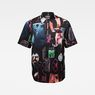 G-Star RAW® Bristum 1-Pocket Service Straight Shirt Black
