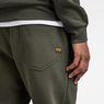 G-Star RAW® Premium Core Type C Sweatpants Grey model back zoom