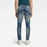 G-Star RAW®  D-Staq 3D Skinny Jeans Medium blue