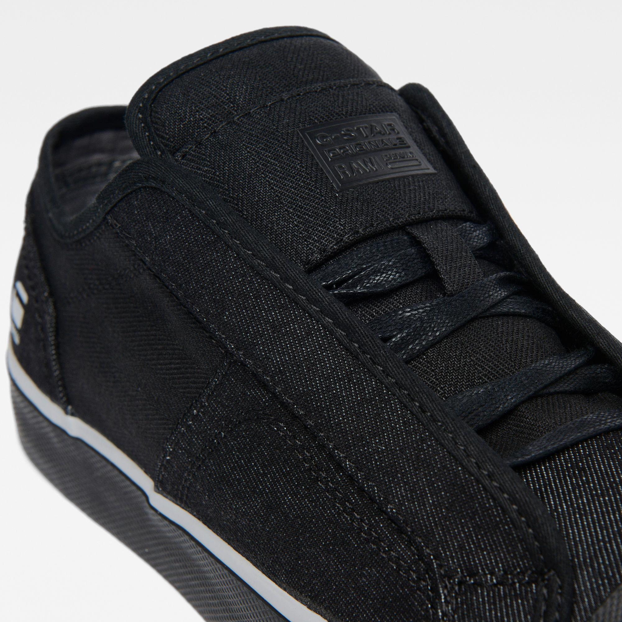 Details zu G Star RAW Neu Herren Scuba Low Sneakers
