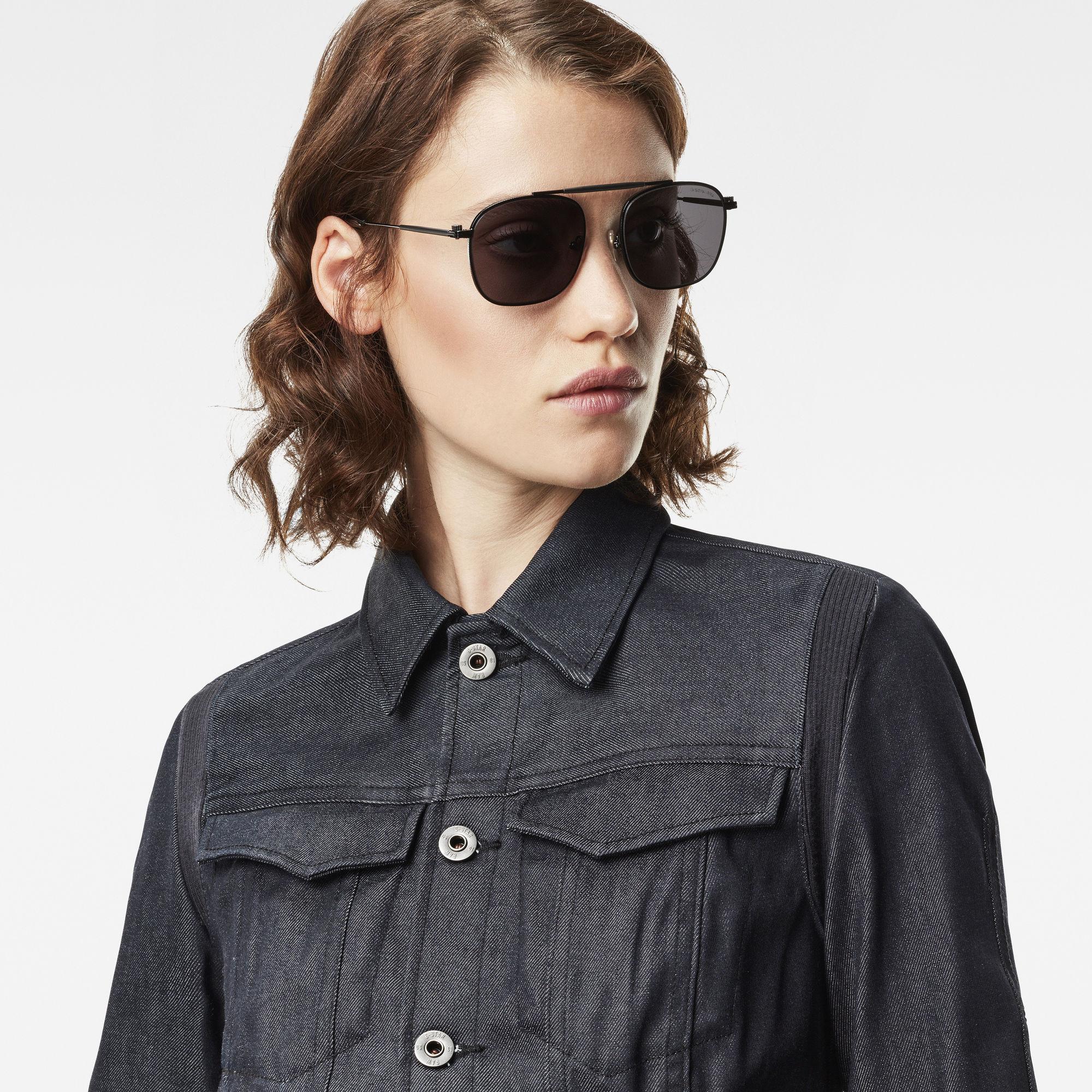 Metal Hoym Sunglasses