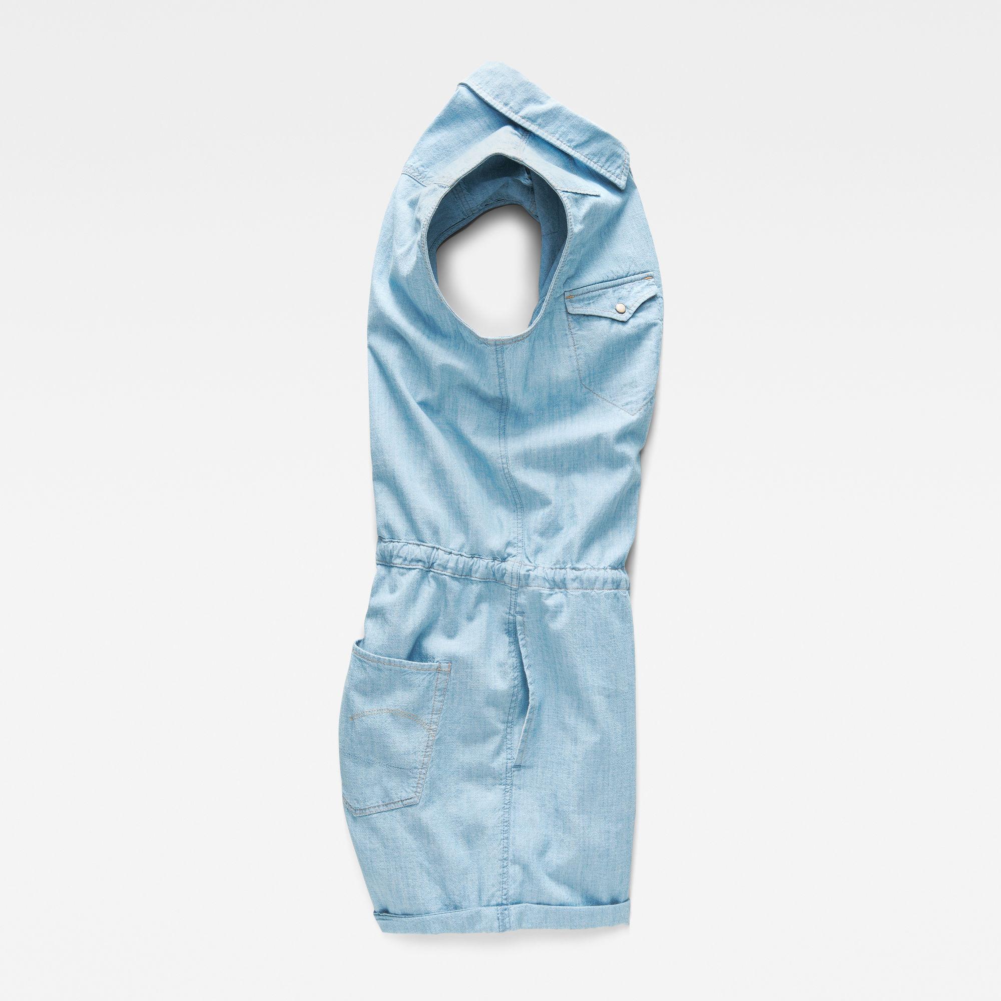 Tacoma Shorts Boilersuit