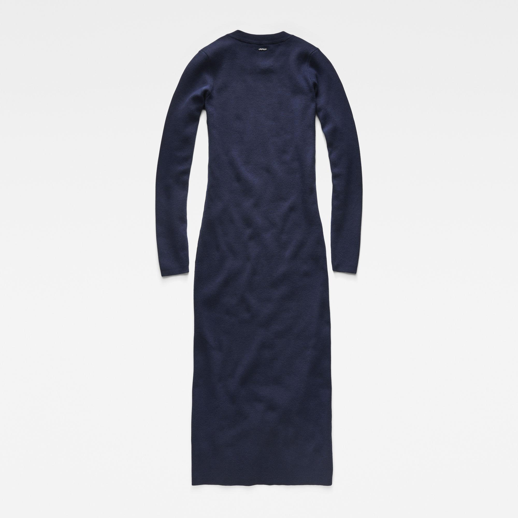 Exly Knit Dress