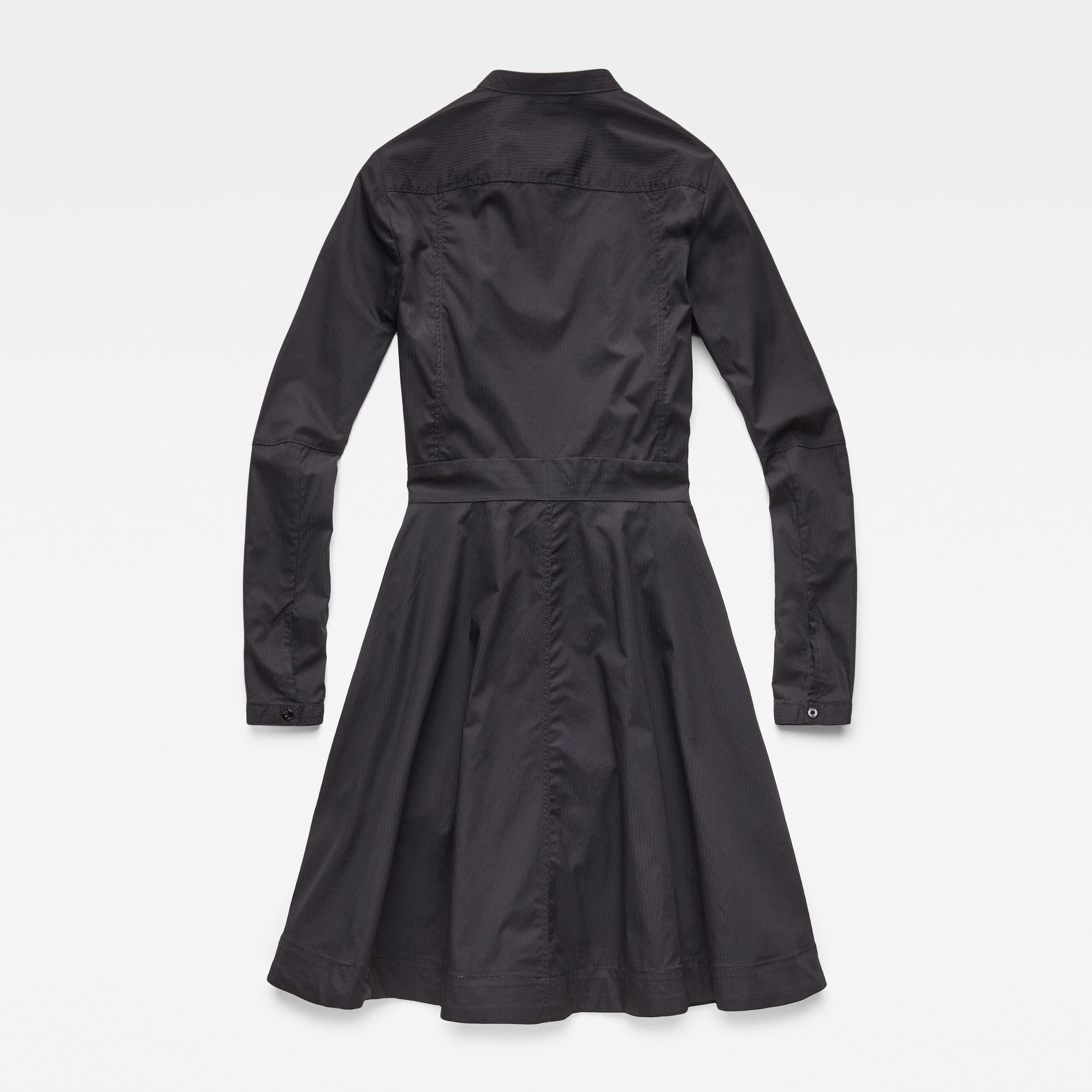 Core Flare Dress