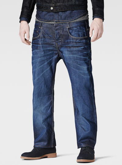 New Radar Low Loose Jeans