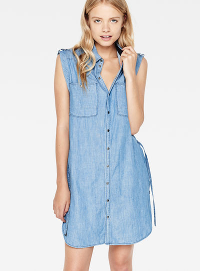 Remi Boyfriend Shirt Dress