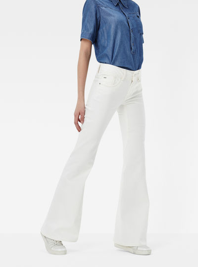 Lynn High Waist Flarestream Jeans