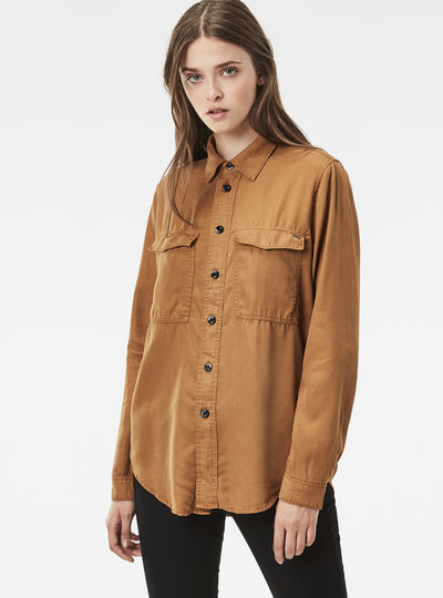Rovic Boyfriend Shirt