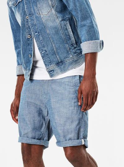 Bronson 1/2 Length Shorts
