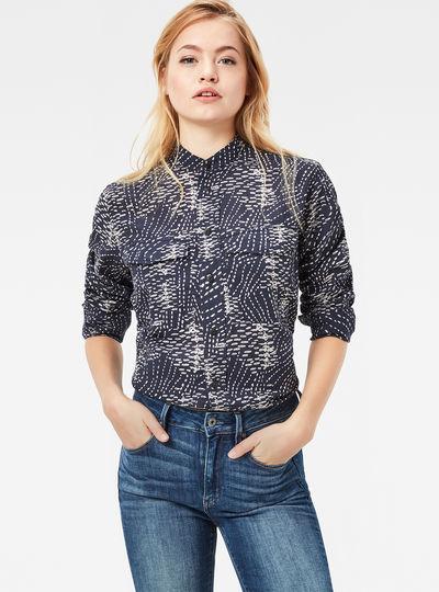 Rovic Boyfriend Shirt
