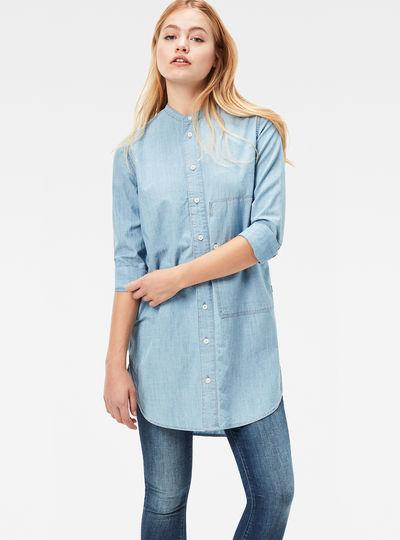 Stalt 3D Long Shirt