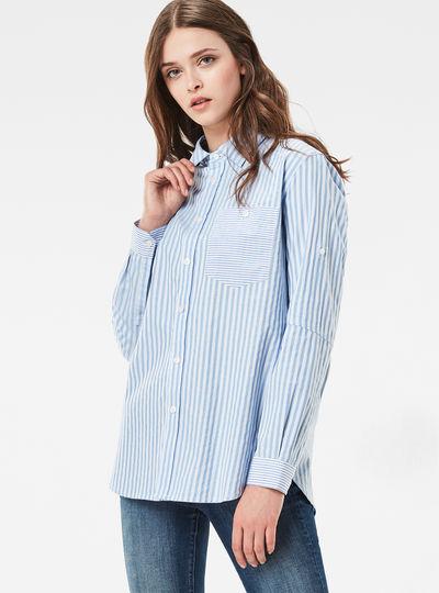 Core 3D Boyfriend Shirt