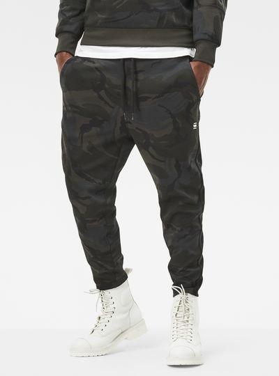 Core Cropped Sweatpants